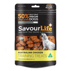 SavourLife Australian Training Treats 165g