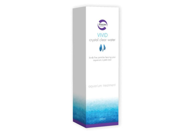 Pisces Vivid Crystal Clear Water 200ml
