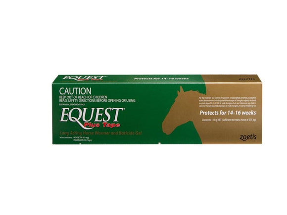 Zoetis Equest Plus Tape 11.8g