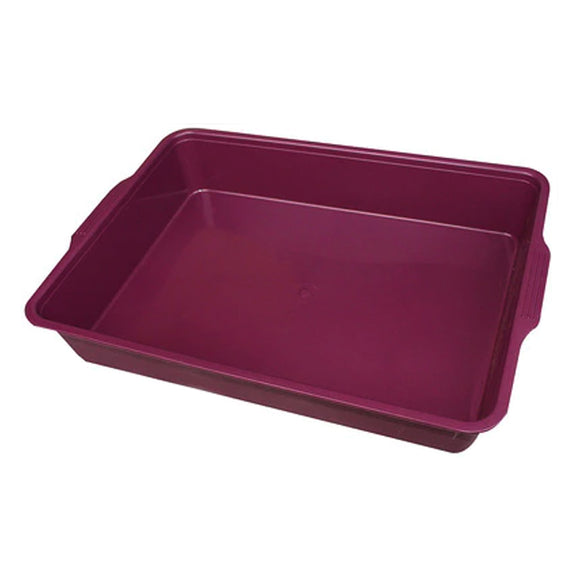Pet One Litter Tray Rectangle Budget