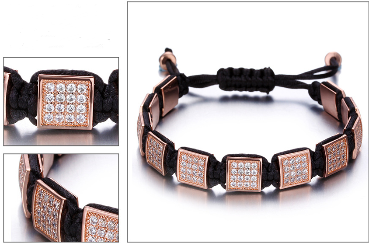 Diamond Bracelet Strap - Devine jewels