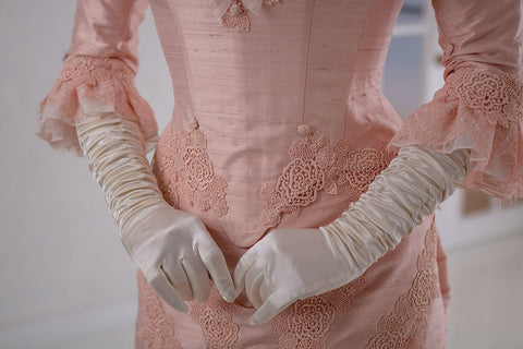 Vintage Victorian costume - Dress Art Mystery