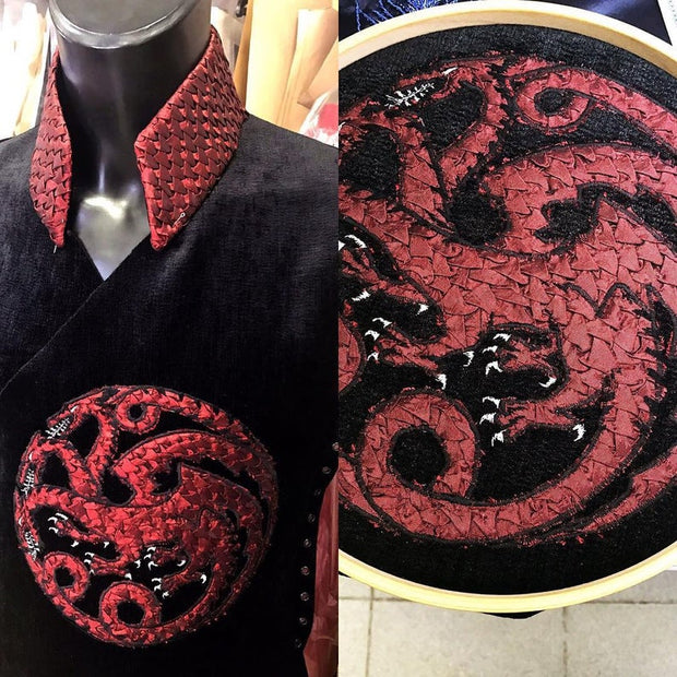 Viserys Targaryen tunic - Dress Art Mystery