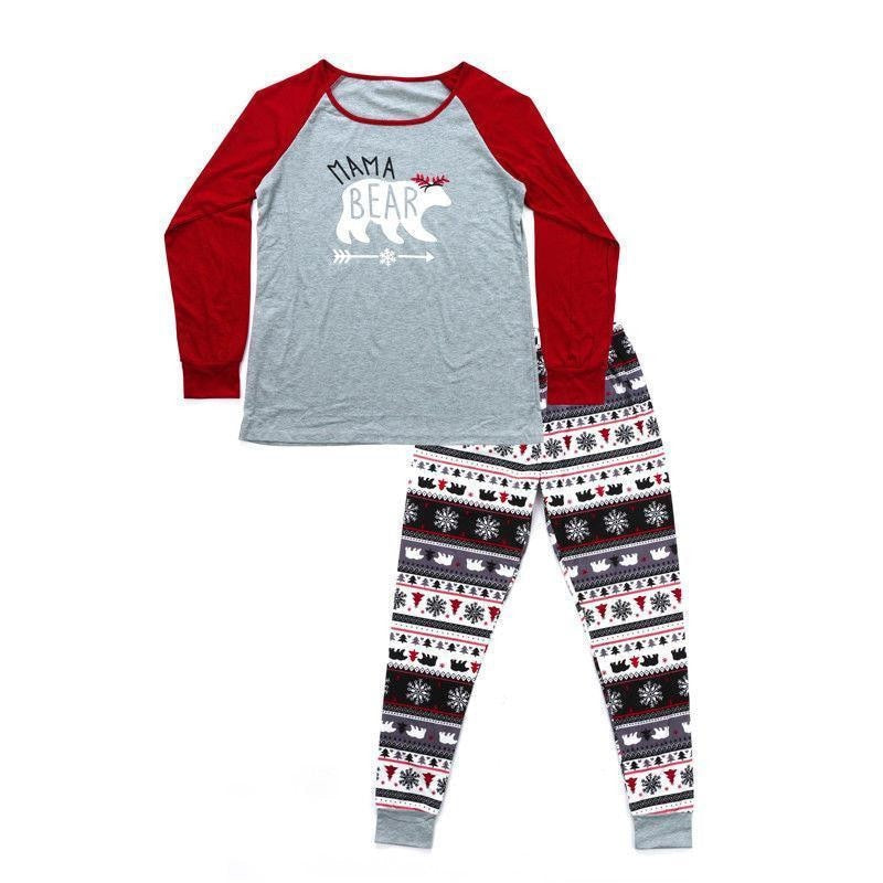 Family Matching Christmas Pajamas Set Xmas Sleepwear Nightwear 2020 Fashion New Year's