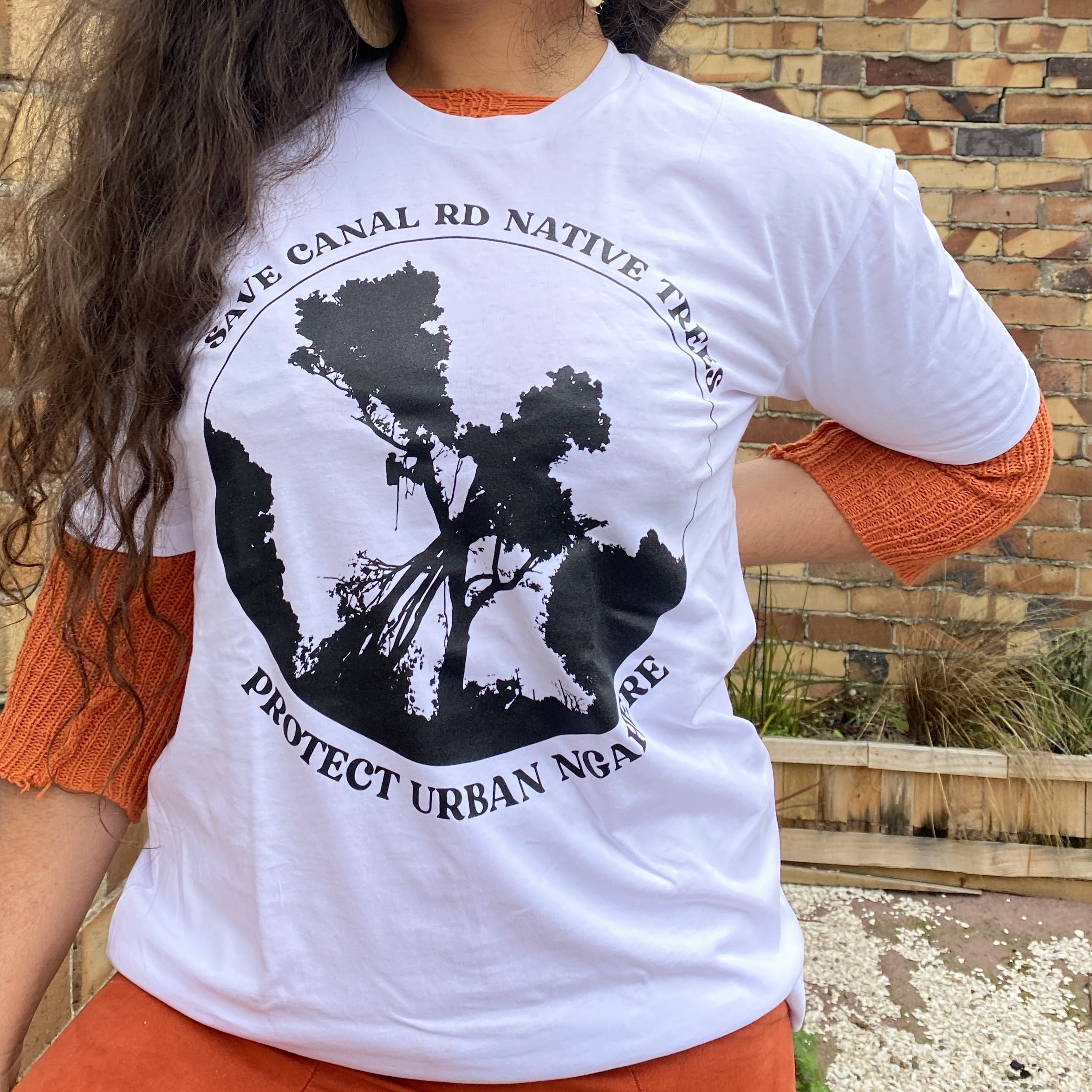 Canal Road Fundraiser T-Shirts