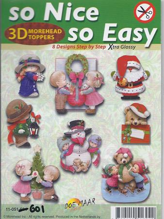 Morehead So Nice and Easy (8) -  Christmas Wreath