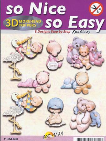 Morehead So Nice and Easy (8) - Babies and stork