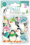 Polar Playtime - Wood Shapes