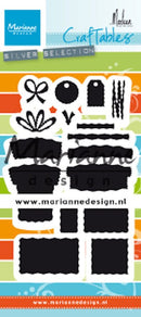 Craftables Presents Dies by Marleen