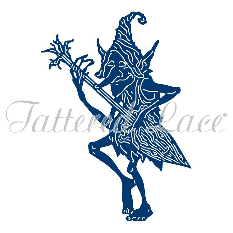 Tattered Lace Dies - Hobgoblin