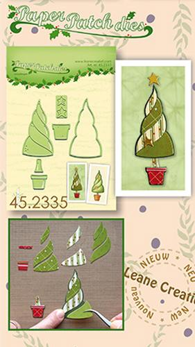 Lea'bilitie Paper Patch Tree Die