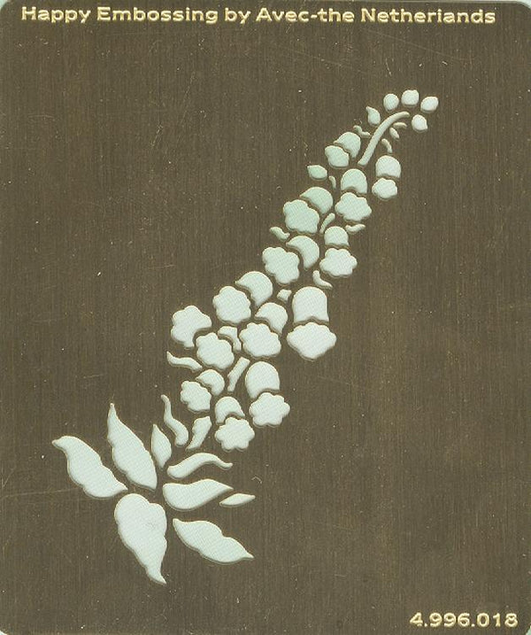 Happy Embossing Stencils - Ivy