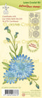 Lecreadesign Deco Clear Stamp Cornflower 3D