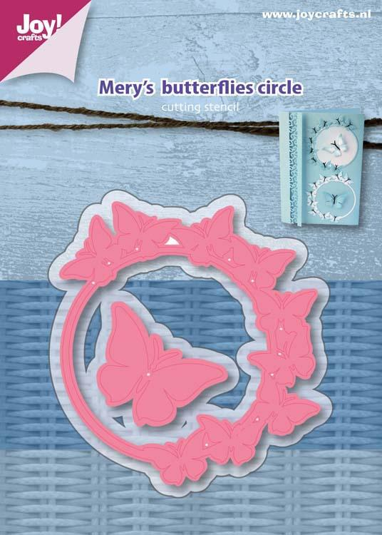 Joy! Crafts Die - Mery's Butterflies