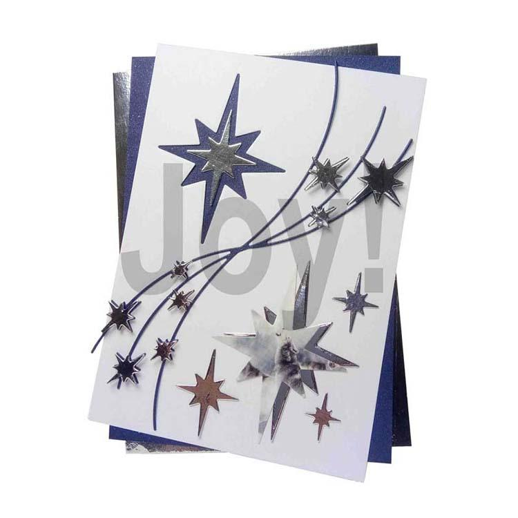 Joy! Crafts Die - Bille's Border Stars