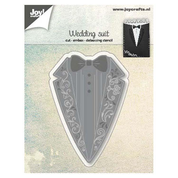 Joy! Crafts Die - Wedding Suit