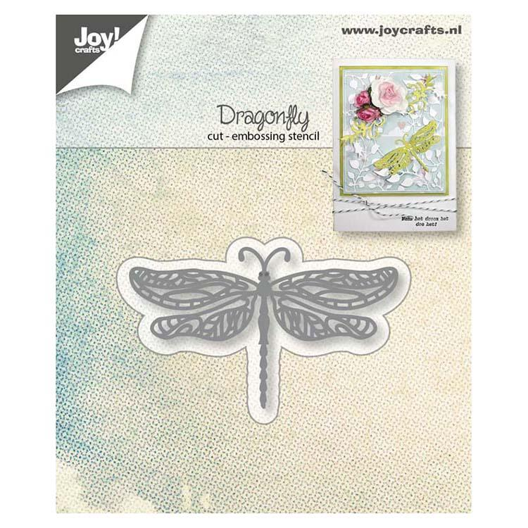 Joy! Crafts Die - Dragonfly
