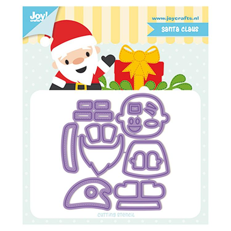 Joy! Craft Die - Jocelijne Santa Claus
