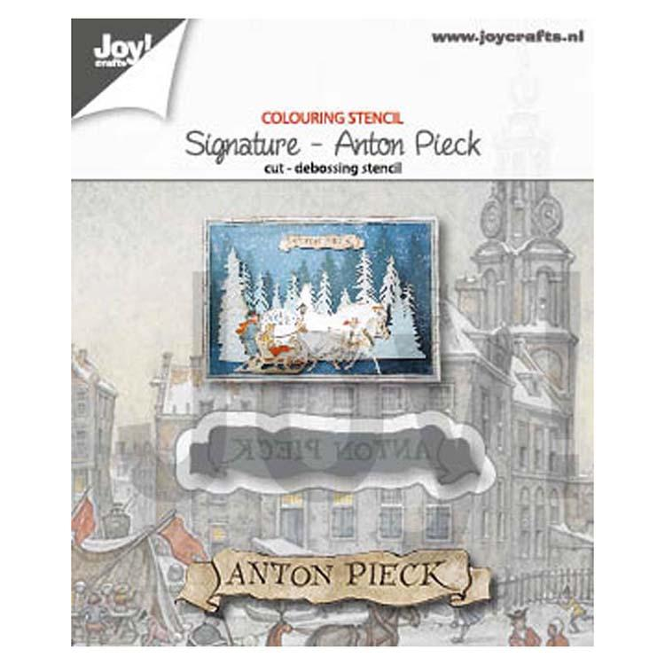 Joy! Craft Die - Anton Pieck Signature