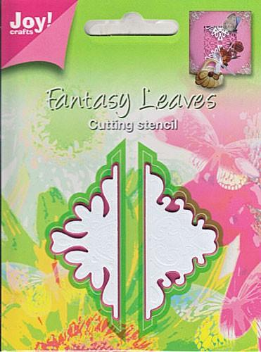 Joy! Crafts Dies - Fantasy Leaves - 2pc