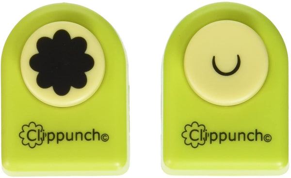 Clip Punch Flower