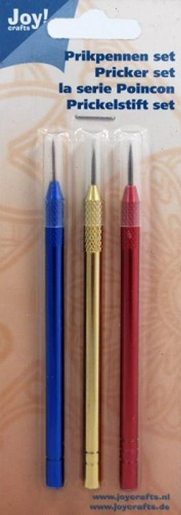 Joy! Crafts - Set of 3 Embroidery Pricker Tools