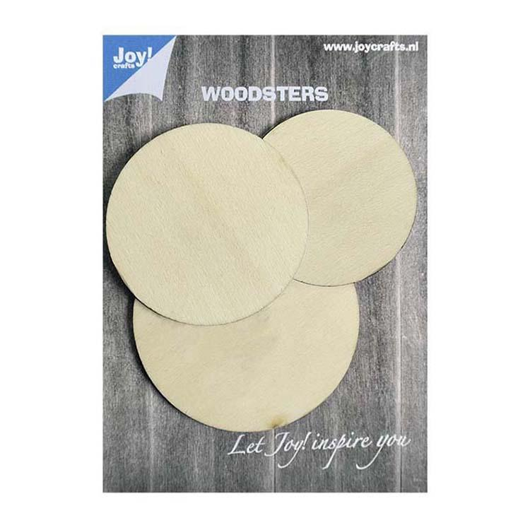 Joy! Crafts Wooden Circles