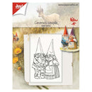 Joy! Crafts Clear Stamp - Gnome Couple