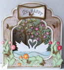 Joy! Crafts Clear Stamp -  Woodland Quotes