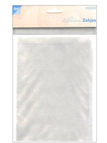 Joy! Crafts Clear Bags 6.5 x 9