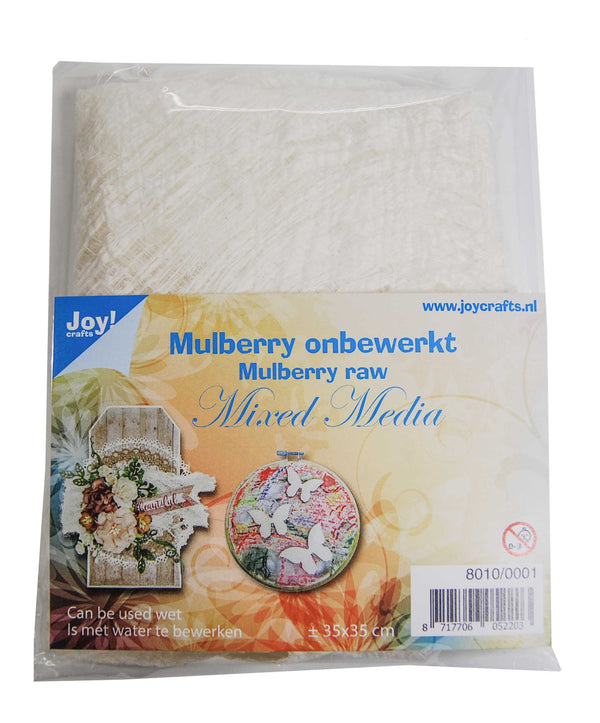 Mulberry Bark Fibers For Mixed Media