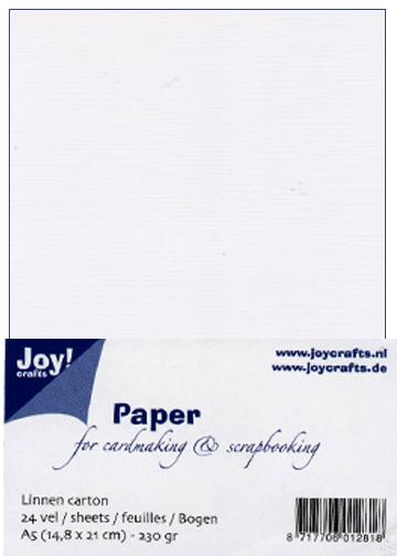 Joy! Crafts Cardstock - White
