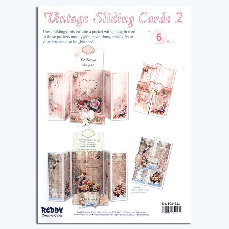 Vintage Sliding Cardmaking Kit 2
