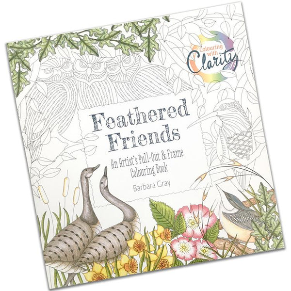 Claritystamp -  Colouring Book