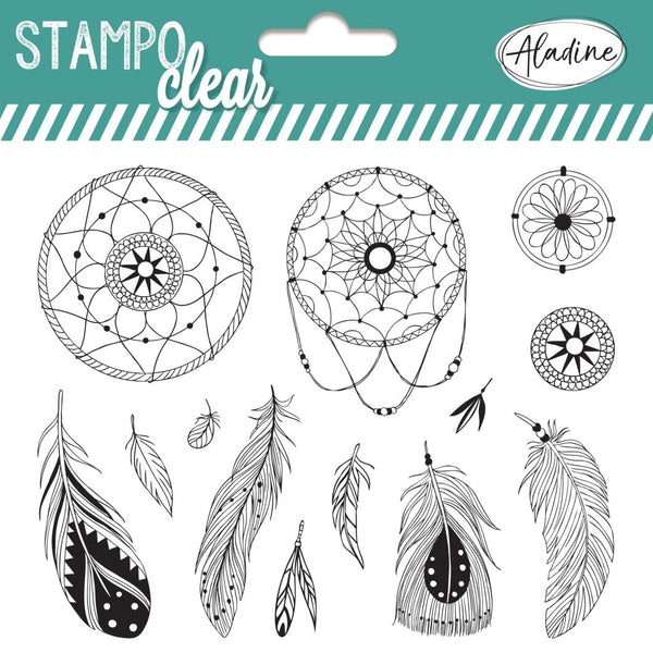 Stampo Dream Catcher Clear Stamp