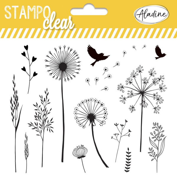Stampo Gramines Clear Stamp
