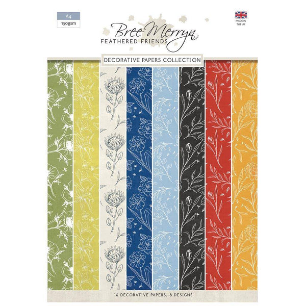 Feathered Friends - Decorative Papers
