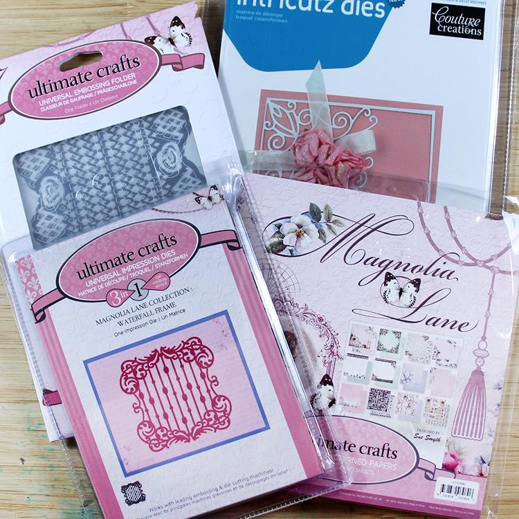 Magnolia Lane Cardmaking Bundle