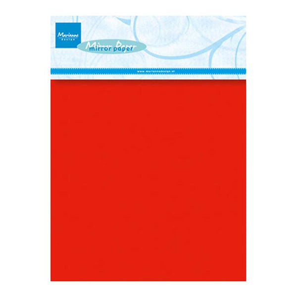 Marianne Design Red Mirror Paper