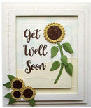 Finishing Touches Collection Sunflower Bouquet Die