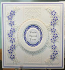 Sue Wilson Dies - Mini Striplet - Ornate Octagons
