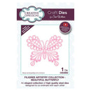 Dies by Sue Wilson Filigree Artistry Collection Beautiful Butterfly