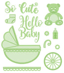 Necessities Collection Baby's First Pram Die
