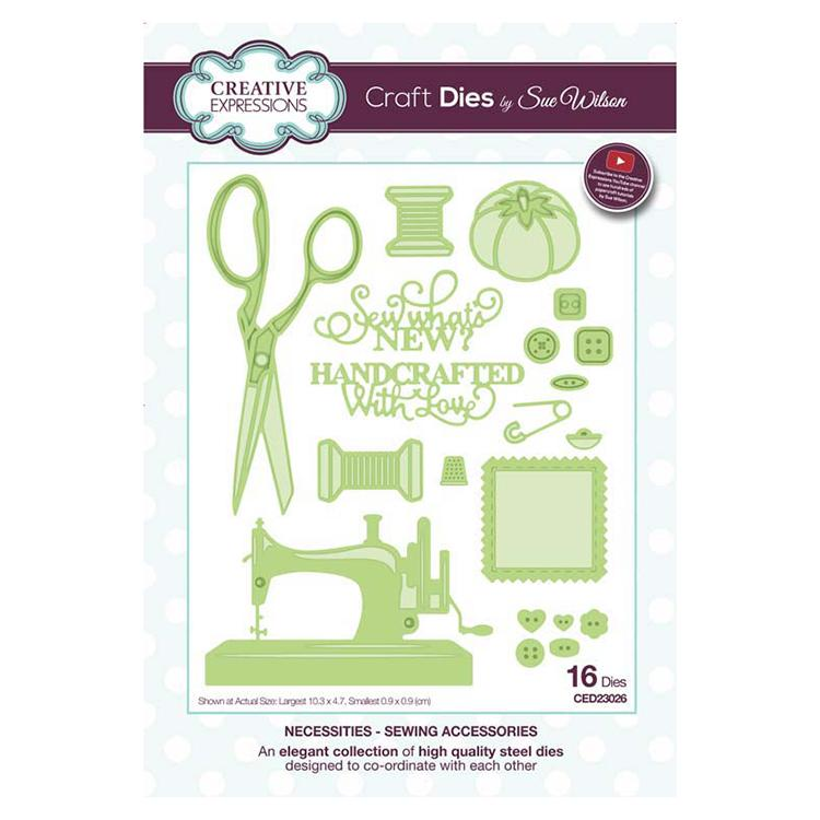 Creative Expressions Necessities Collection Sewing Accessories