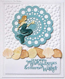 Creative Expressions Dies by Sue Wilson Necessities Collection Can't Wait to Sea You