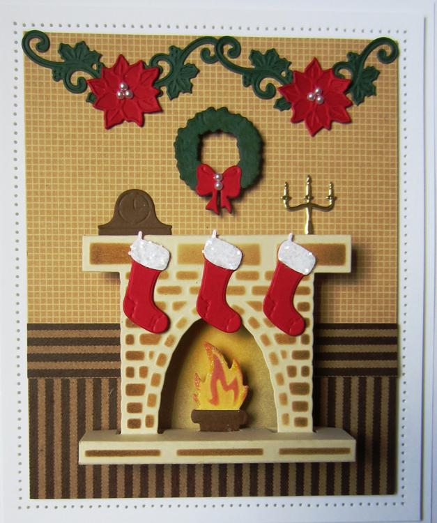 Festive Collection 3D Fireplace