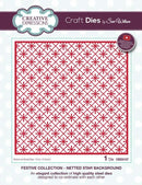 Festive Collection Netted Star Background