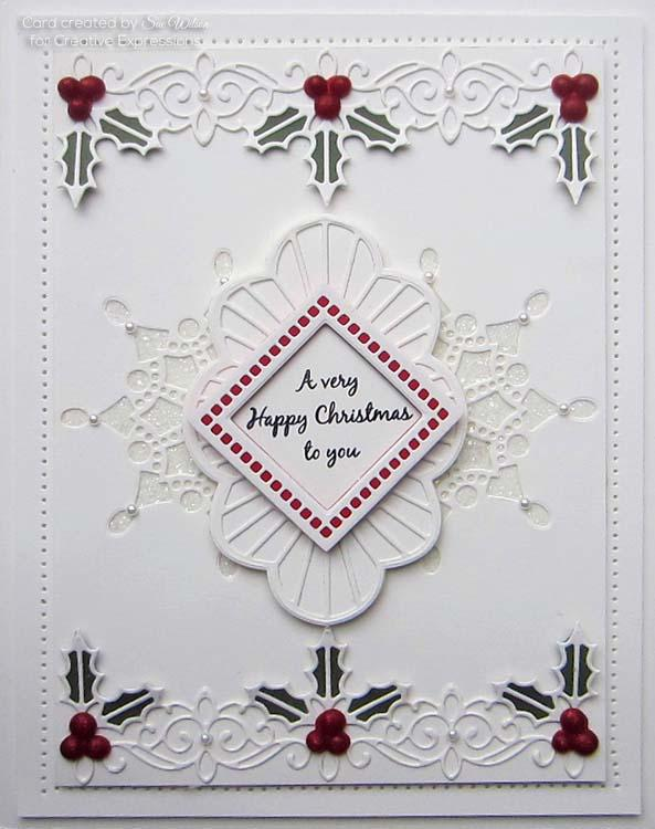 Festive Collection Marie Craft Die