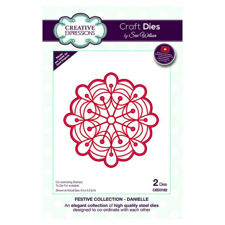 Festive Collection Danielle Craft Die