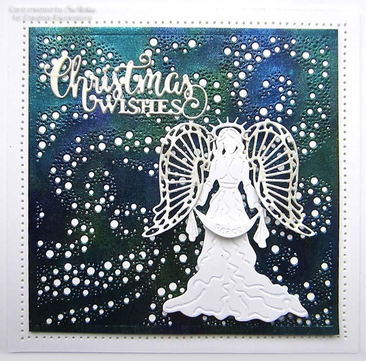 Festive Collection Stardust Background Craft Die